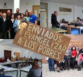 La familia vicenciana, con los pobres