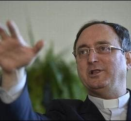 Sergio da Rocha, cardenal brasileño