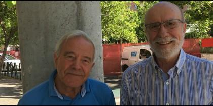 Julio Pinillos y Ramón Alario