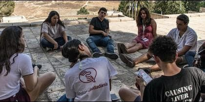 Jóvenes israelíes y palestinos, en el Congreso de Scholas Jerusalén