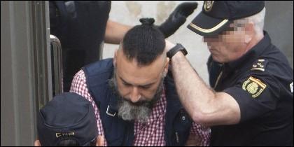 David Oubel, el parricida que matñó a sus hijas con una sierra radial en Moraña.