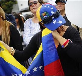 Lágrimas por Venezuela