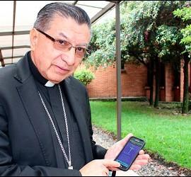 Urbina Ortega, arzobispo de Villavicencio, nuevo presidente de la CEC