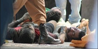 Presos muertos en una pelea carcelaria.