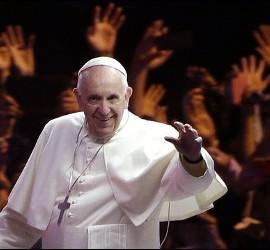 Todos detrás del Papa