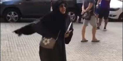 La musulmana en Palma
