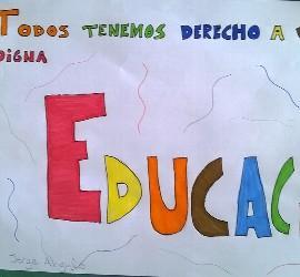 Todos tenemos derecho a una digna educación