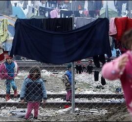 Menores refugiados