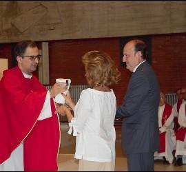 El nuevo provincial jesuita