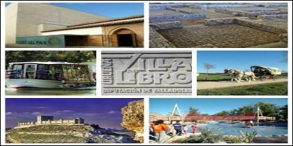 Recursos turísticos en la Provincia del Valladolid