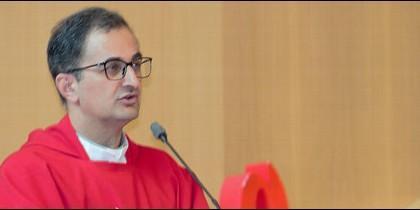 El nuevo provincial jesuita, Antonio España, sj.