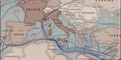 Cable submarino Internet