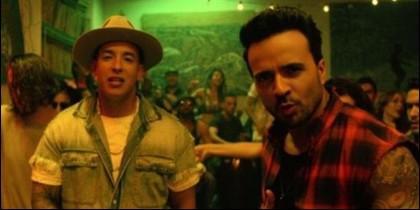 'Despacito': Luis Fonsi y Daddy Yankee.