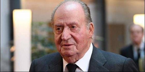 Juan Carlos I, rey de España.