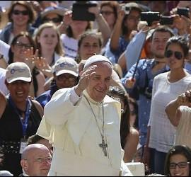 El Papa Francisco viajará a Chile en enero 2018