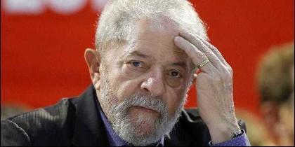 El ex presidente de Brasil, Luiz Inácio Lula da Silva.
