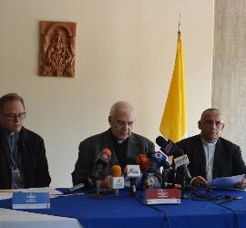 Mensaje de los obispos venezolanos