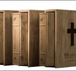 Nueva Biblia de Jerusalén lujosa de Desclée