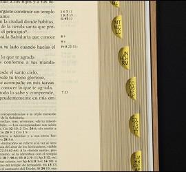 Biblia de Jerusalén, edición de lujo de Desclée