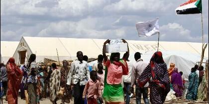 Crisis en Sudán del Sur