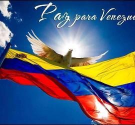 Paz para Venezuela