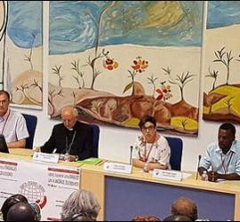 Inauguración del encuentro del MMTC en Ávila