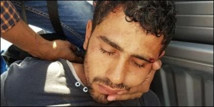 Abdel-Rahman Shams al-Din, el fanático islámico que asesinó a dos turistas alemanas en Egipto.