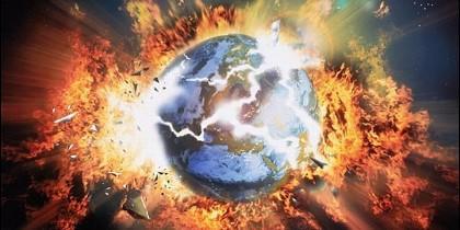 Impacto contra la Tierra
