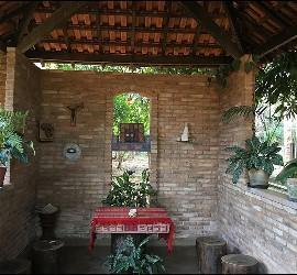 Capilla de Casaldáliga en Sao Felix