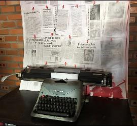 La máquina de escribir de Casaldáliga