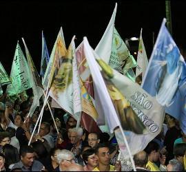 La Iglesia brasileña se mueve