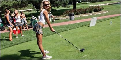 Este atuendo no será permitido en la LPGA.