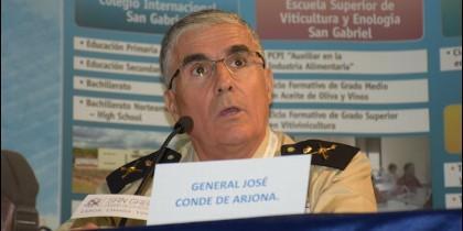 General José Conde Arjona.