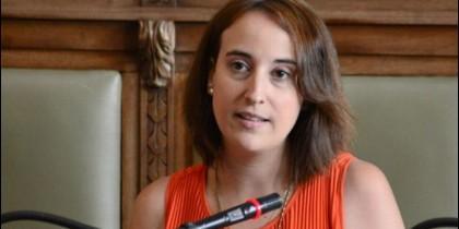 Pilar Vicente, Concejal de Ciudadanos en el Ayuntamiento de Valladolid