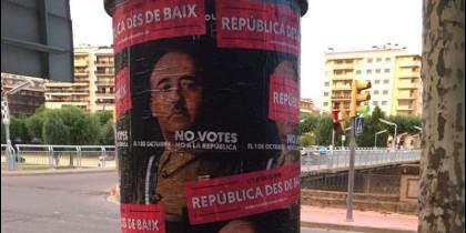 No votes el 1-O. No a la República'