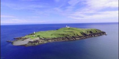 Little Ross Island.