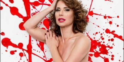 Vicky Larraz posa desnuda 1