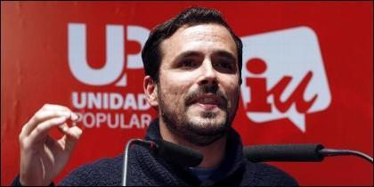 Alberto Garzón (IZQUIERDA UNIDA - AHORA PODEMOS)