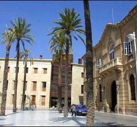 El Obispado de Almería