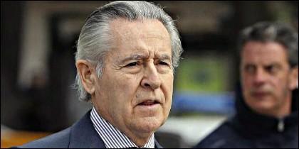 Miguel Blesa, inspector de Hacienda y banquero.