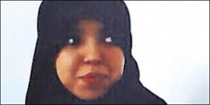 La yihadista Soukaina Aboudrar.