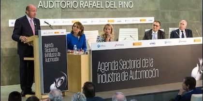 Agenda Sectorial de la Industria de la Automoción