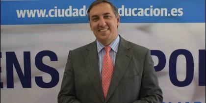 El portavoz de Exteriores del GPP, José Ramón García Hernández.