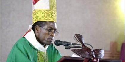 El obispo de Bafia
