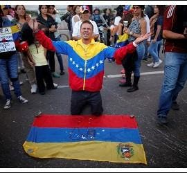 Jornada de Oración en Venezuela