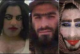 Los 'travestidos' del ISIS
