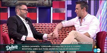 Jorge Javier Vázquez y Alonso Caparrós.
