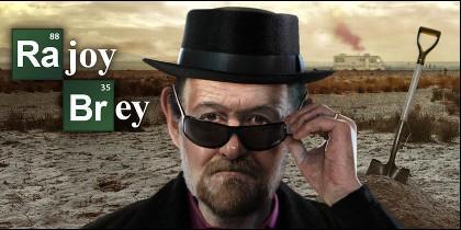 Mariano Rajoy 'Breaking Bad'.
