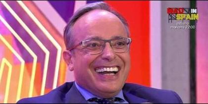 Alfredo Urdaci.