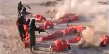 Ejecución sumaria en Libia